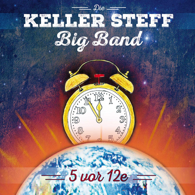 CD - Keller Steff - 5 vor 12e